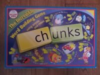 Chunks Word Building Game by SmartKids