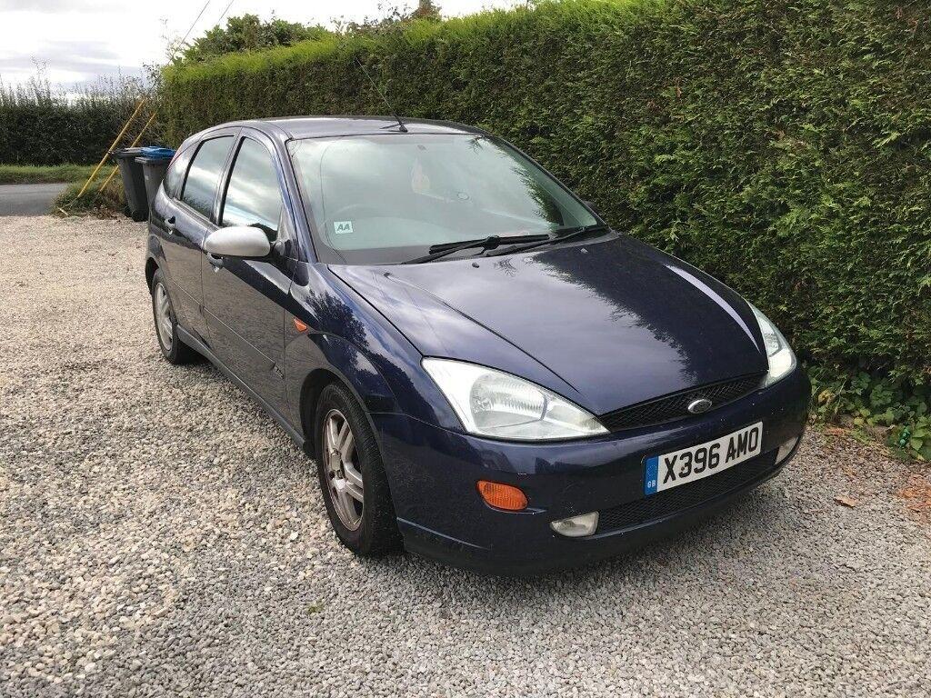 Ford focus mk1 1 8 petrol 2000