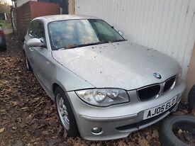 BMW 116 I SPORTMANUAL 99K ONLY CLEAN CAR ***QUICK SALE**** 116I 116