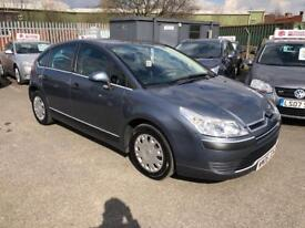 CITROEN C4 1.4 PETROL 5 DOOR / 2 OWNERS / MAIN DEALER SERVICE HISTORY