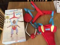 New Lindams Baby Door Bouncer
