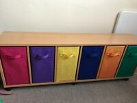 Canvas unit ideal for a child's bedroom