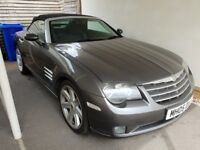 Convertible Chrysler Crossfire 2005