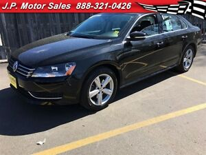 2015 Volkswagen Passat Heated Seats, Backup Camera, Only 46, 000
