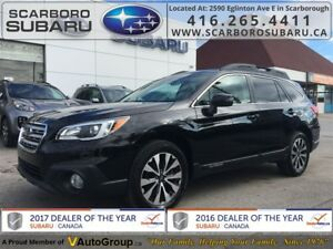 2015 Subaru Outback 2.5i Limited PKG, FROM 1.9% FINANCING AVAILA