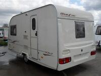 2006 - 2 berth Avondale 470 caravan for sale