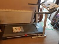 Domyos TC290 Motorized Treadmill with electronic Incline