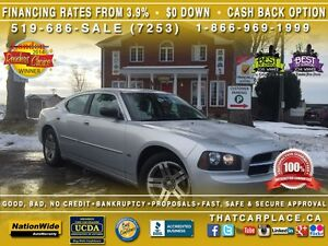 2006 Dodge Charger SXT-$80/Wk-Cruise-CD-Pwr Drs/Wdws/Steering-Ke
