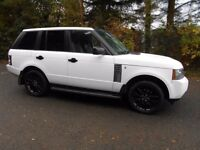 Gorgeous Low Mileage Range Rover Vogue Automatic. 4x4 for the winter. 64,400 mls