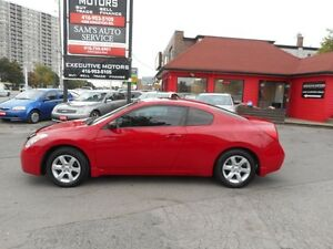 2008 Nissan Altima 2.5S Coupe