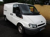 06 FORD TRANSIT 2.0TD 280 SWB TOW BAR 240V INVERTER GOOD TYRES EXCELLENT DRIVE MOT 07/17 PX SWAPS