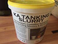 KA Tanking Slurry Grey 12.5kg