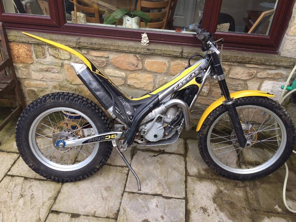 gas gas txt pro 125cc 2005 trials bike in barnard castle county durham gumtree. Black Bedroom Furniture Sets. Home Design Ideas