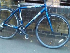 Trek hybrid bike bicycle light weight good working order