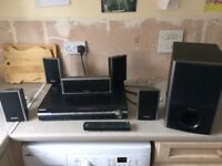 Sony home theatre system S-Master amp