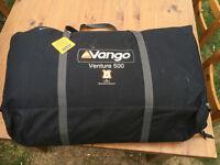 5 person tent Vango Venture 500