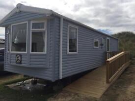 6 Berth Holiday Caravan Home in Perranporth Cornwall