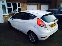 Ford Fiesta 2013 1.25L Zetec - 1 Owner - Full Service History - Bluetooth/MP3/USB - Alpine White