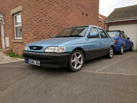 Ford Escort 1.6 Zetech LXi Very Low Mileage