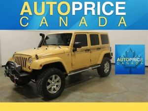 2013 Jeep Wrangler Unlimited Sahara Sahara|NAVIGATION|LEATHER