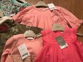 Next baby girls bundle 3-6 months all new with tags