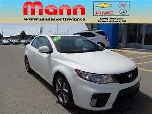 2013 Kia Forte Koup SX - PST paid, Leather, Sunroof.