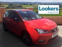 SEAT Ibiza TSI I-TECH (red) 2014-08-15