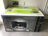 Epson workforce WF-7515 printer, copy, scan, fax - printer not working