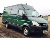 IVECO DAILY 35S12 'MWB HI-ROOF' (2009 - 09 REG) '2.3 DIESEL - 120 BHP - 5 SPEED' (1 COMPANY OWNER)
