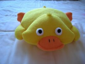 Cute Duck Bath Pillow NWOT