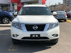 2013 Nissan Pathfinder S V6 4x4 at - ACCIDENT-FREE, LOW KMS