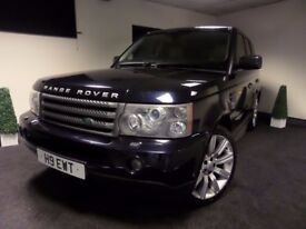 2005 55 range rover sport se 2.7 tdv6 auto full history 2 keys belts done long mot cheap tax