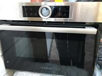 Bosch electric oven