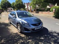2011 Mazda 6 TS 2.0ltr Petrol. Full Service History. Lady Owner / Non smoker