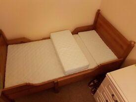 Single Extending Bed
