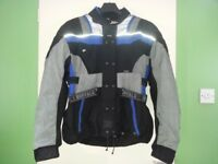 Buffalo motrcycle jacket size xl in used condition also more motorbike gear!!!can deliver or post
