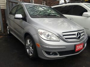 2008 Mercedes B200 Turbo-CERTIFIED-EASY 100% APPROVAL