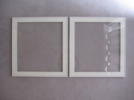 2 BESTÅ BESTA GLASSVIK glass doors
