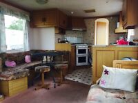 Static Caravan - pre loved - caravan for sale - £1500