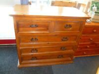 Refurbished wooden drawers - CHARITY