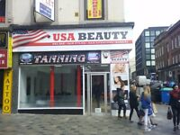 Beauticians: - Private Rooms available to rent in Beauty Salon Sauchiehall St Glasgow