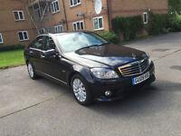 MERCEDES-BENZ C CLASS C220 CDI Elegance 4dr Auto. NOT C200 C250 E220 BMW 320 AUDI A4 A5 A6 VW PASSAT