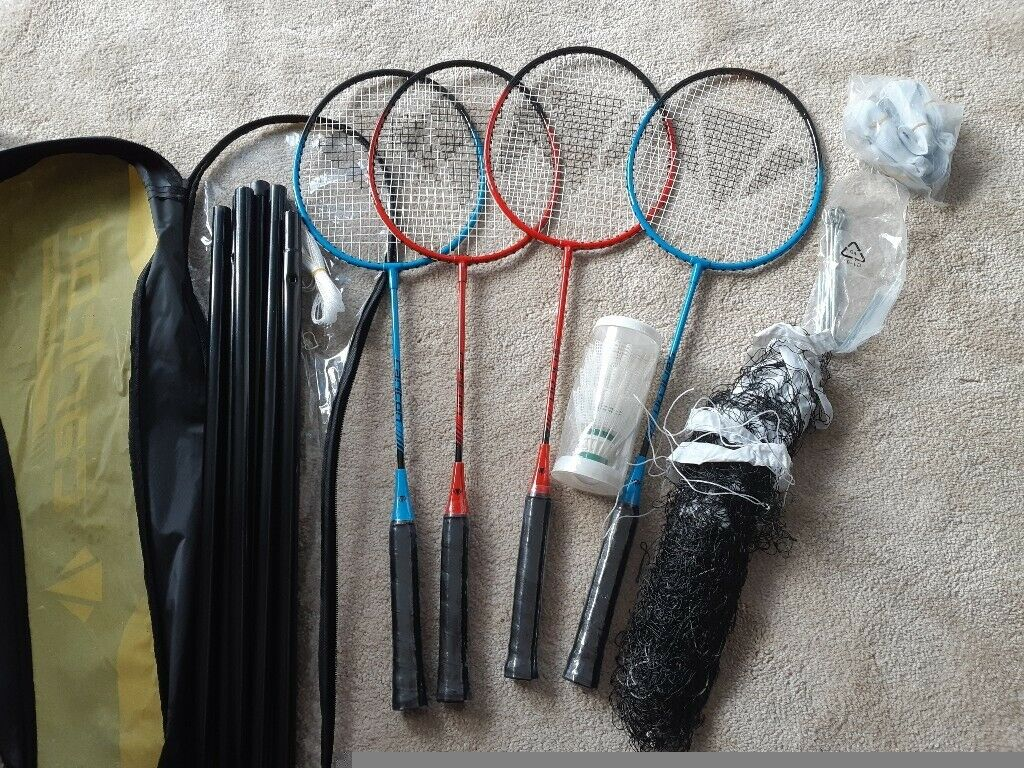 LUXURY BADMINTON FULL SET | in Romford, London | Gumtree