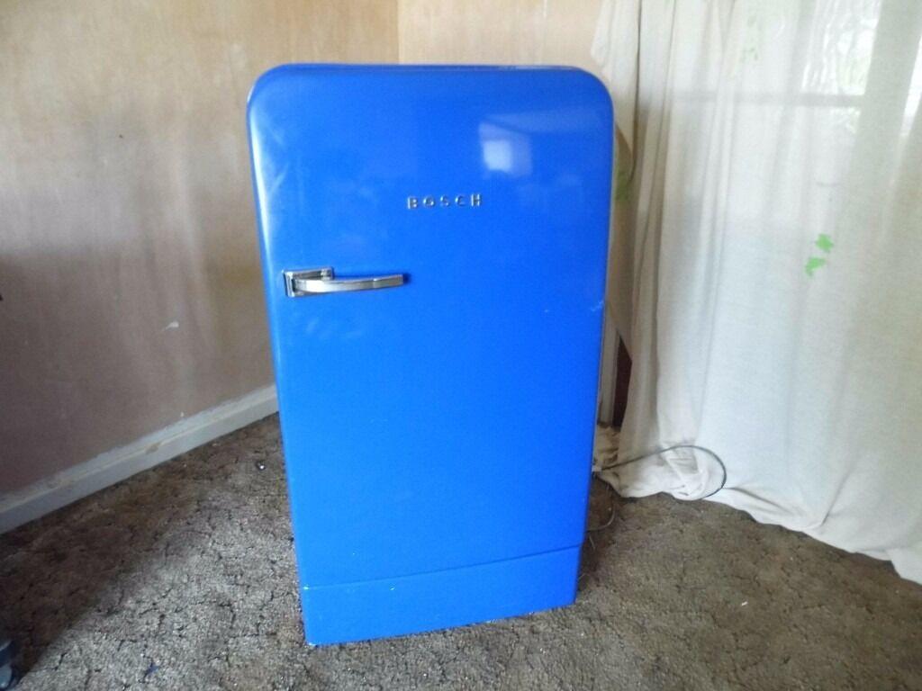 bosch classic retro fridge freezer in binley west midlands gumtree. Black Bedroom Furniture Sets. Home Design Ideas