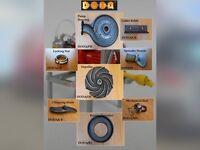 DODA pump Parts