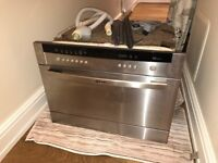 Neff Stainless steel dishwasher S65M63N0GB/05 45cm high - parts only