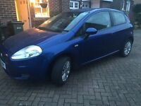 Fiat grande punto dynamic 1.4 2006 low mileage reliable,economical p-ex considered aa/rac welcome