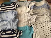 Baby boys clothes bundle (up to 3 months)