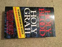 The holy blood and the holy grail paperback book