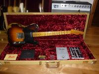 2015 Fender Custom Shop Custom Collection '51 Heavy Relic Telecaster